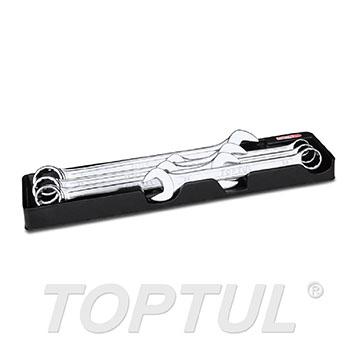 6PCS 15° Offset Pro-Line Combination Wrench Set