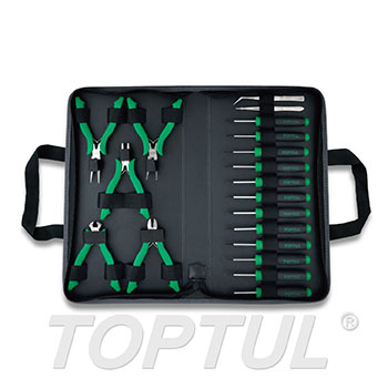 19PCS Tool Bag Set