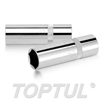 "1/2"" DR. Magnetic Spark Plug Socket (Thin Wall)"