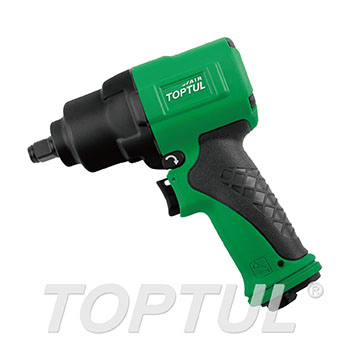 "1/2"" DR. Super Duty Air Impact Wrench (Max. Torque 430 Ft-Lb)"