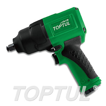 "1/2"" DR. Super Duty Air Impact Wrench (Max. Torque 800 Ft-Lb)"