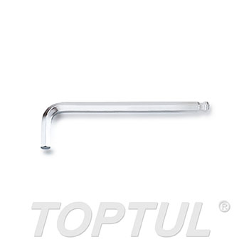 Ball Point Hex Key Wrench (Long Type) - METRIC