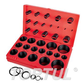 394PCS Rubber O-Ring Assortment Kit