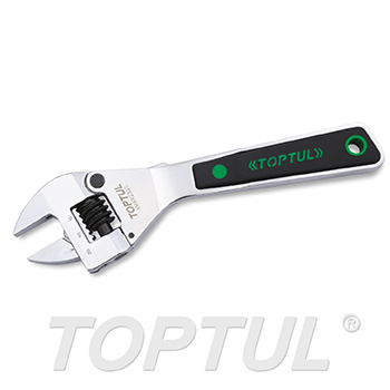 Ratcheting Adjustable Wrench