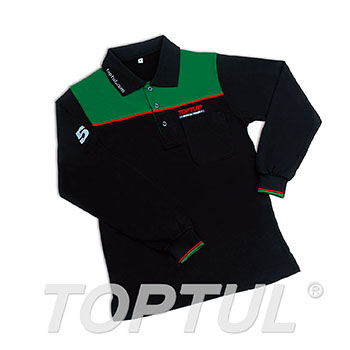 TOPTUL WINTER POLO SHIRT