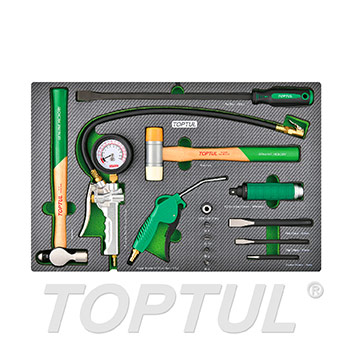 16PCS Combination Tool Set