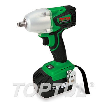 "3/8"" DR. Brushless Cordless Impact Wrench (Pro Series)"